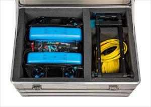 BlueRov 2 Transport Case by IGP