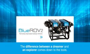 BlueROV 2 by IGP