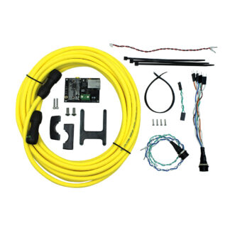 Water Linked Underwater GPS / BlueROV2 Integration Kit
