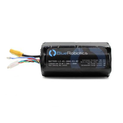 Lithium-ion Battery (14.8V, 18Ah)