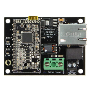 Single Fathom-X Tether Interface Board