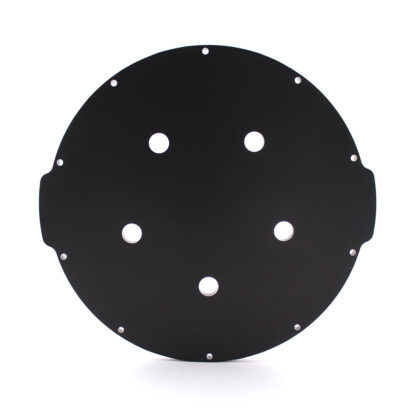 "Aluminum End Cap with 5 Holes (6"" Series)"