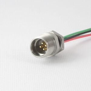 Cobalt Series Bulkhead Connector